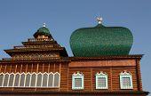 Towers Of The Palace Of Tsar Alexei Mikhailovich