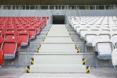 Empty Stadium - Exit