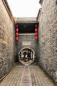 wall of heyuan garden