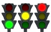 Three Traffic Light