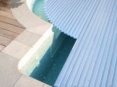 Swimming pool slats