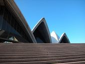 Opera House Stairs
