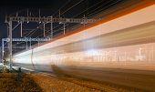 Night Train Blur