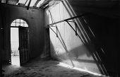 Deserted Desert House