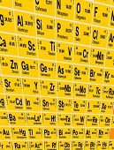 image of mg  - Vector Periodic table - JPG