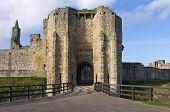 Warkworth Castle Gate House