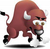 Angry Buffalo