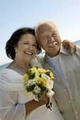 image of early 60s  - Senior Newlyweds - JPG