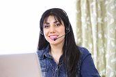 Internet Telephony Female