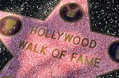 LOS ANGELES - OCT 15: Star of Hollywood Walk of Fame on October 15, 2011 in Los Angeles. There are m