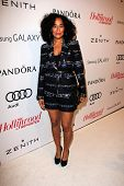 LOS ANGELES - FEB 4:  Tracee Ellis Ross arrives at the Hollywood Reporter Celebrates the 85th Academ