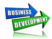 Business Development In Arrows