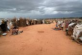 Camp In Darfur
