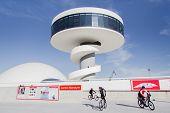 Niemeyer Center buildings, Spain