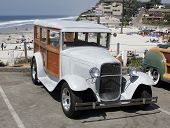 1931 Ford Woodie