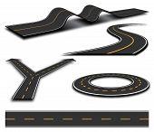 Elementos de la carretera