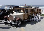 1929 Ford Woodie