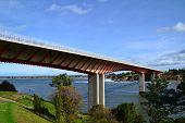 Ribadeo bridge