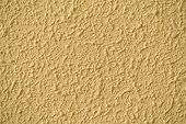 stock photo of stippling  - Stippled wall finish - JPG