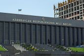 Azerbaijan Parlament