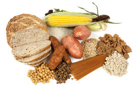 image of carbohydrate  - Food sources of complex carbohydrates - JPG