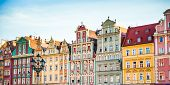 picture of tenement  - Wroclaw City center - JPG