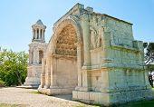 Monuments Of Glanum