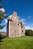 Glenbuchat Castle, Aberdeenshire, Scotland