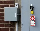 Electrical Lock Out Tag