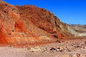 Постер, плакат: Vivid Rocks Of Death Valley