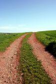 Devon Farm Track