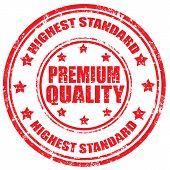 Premium Quality-stamp