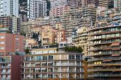 Monaco , the typical architectural details
