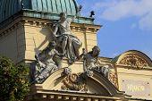 Old city of Krakow