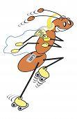 Speed Ant