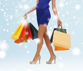 foto of overspending  - shopping - JPG