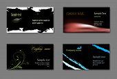 Visitenkarten-Vorlagen