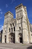 Eglise De La Sainte Trinite, Abbaye-aux-dames, Caen, Basse-normandie, France