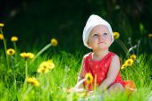 Summer Baby Girl