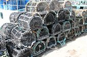 Lobster Pots.