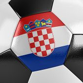 Croatia Soccer Ball