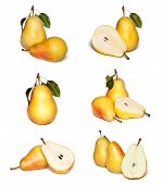 Yellow Pear Set