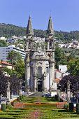 Nossa Senhora da Consolacao e dos Santos Passos Church (aka Sao Gualter Church) in Guimaraes, Portugal. Unesco World Heritage Site.