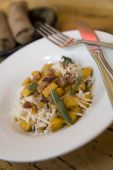 Pumpkin Gnocchi With Pancetta And Sage