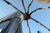 Spider Statue, The Symbol Of Roppongi Hills