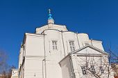 Church (xix C.) Of Holy Trinity Convent In Kursk, Russia