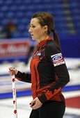 Curling Women Canada Emma Miskew Profile