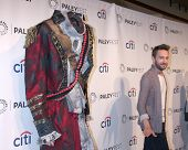 LOS ANGELES - MAR 19:  Headless Horseman, Tom Mison at the PaleyFEST -