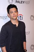 LOS ANGELES - MAR 19:  John Cho at the PaleyFEST -