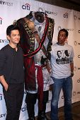 LOS ANGELES - MAR 19:  John Cho, Headless Horseman, Orlando Jones at the PaleyFEST -